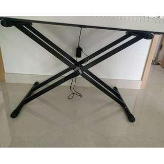 Piano X Stand - Adjustable Height