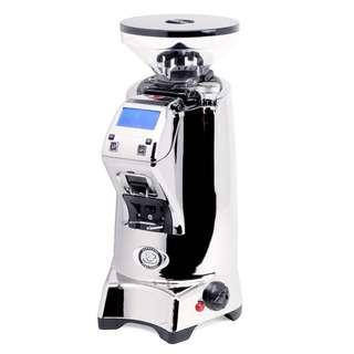 *READY STOCK* Eureka Zenith 65E High Speed Coffee Grinder - Chrome
