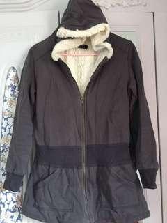 Korean Hooded Jacket