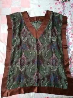Kimono type dress