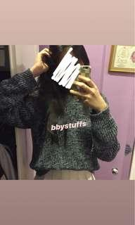 H&M Knit Thick Sweater