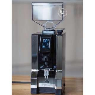 *READY STOCK* Eureka Mignon Specialitia Coffee Grinder - Chrome