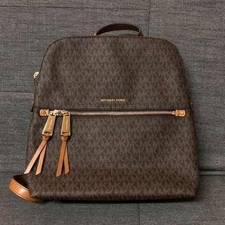 Michael Kors Rhea Medium Slim Leather Bagpack