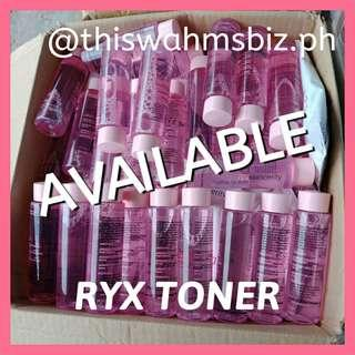 RyxSkincerity Cleanser Refill, Toner & Serum