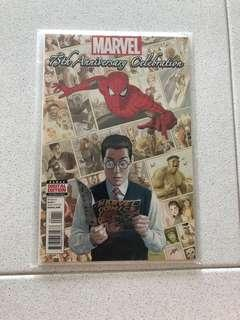 Marvel 75th Anniversary Celebration Issue