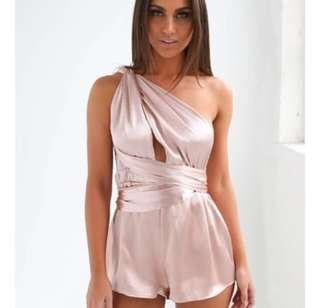 Slideshow playsuit