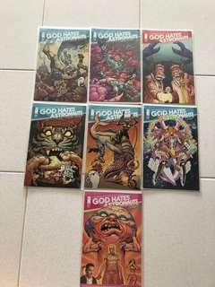 God Hates Astronauts Set