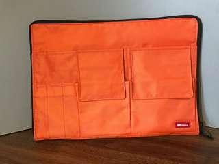 "Laptop袋 10""x 13.8"" Laptop Sleeve With Storage Pockets (Bag-in-Bag)"