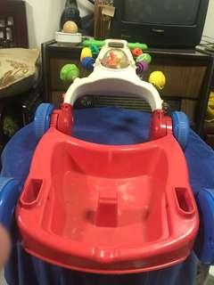 Fisher Price Baby push toy