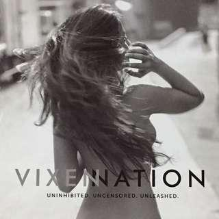Vixenation Coffee Table Book
