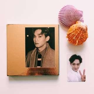 EXO Exodus Album Chen Cover