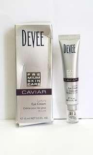 🈹️$450➡️$315| DEVEE CAVIAR Luxury Eye Cream 黑金魚子膠原眼霜