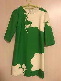 LV OVERRUN DRESS