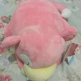 POKEMON slowpoke Stufftoy