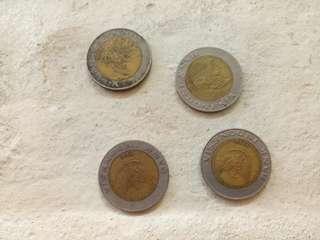 Uang Coin Rp.1000 Kelapa Sawit