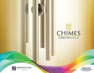 Chimes Greenhills 2 Bedroom and 3 Bedroom Condo Unit