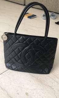 Authentic Almost new Chanel Black bag