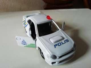 Tomica Subaru Impreza WRX Custom