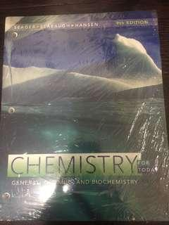 9th edition chemistry for today