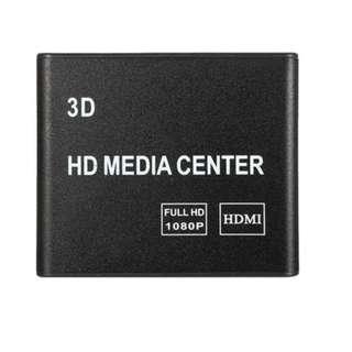 Mediacube K7 HD media player 言清廣告機