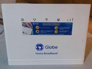 Globe Internet Router
