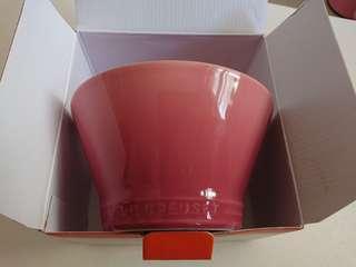 Le Creuset 日版medium bowl rose quartz