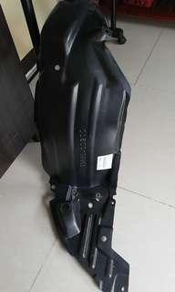 Fender Liner Toyota vios 2nd and 3rd gen