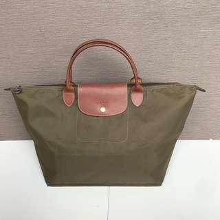 Tas Longchamps Handbag Slempang