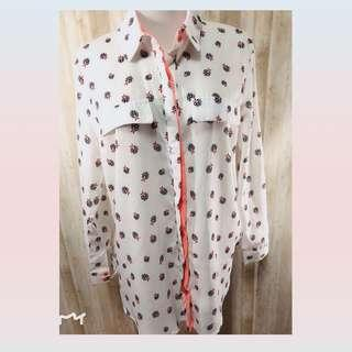 🚚 正韓✖️小瓢蟲襯衫