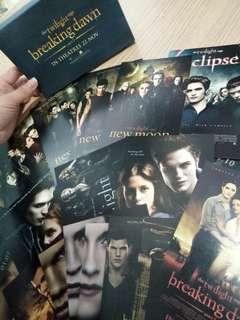LIMITED EDITION The Twilight Saga Collectible Postcards