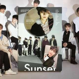 seveteen director's cut sunset version album
