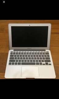 MacBook Air 11 inch (early 2015)