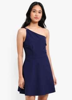 BN Navy Blue Dress