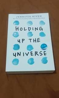 Jennifer Niven - Holding Up the Universe