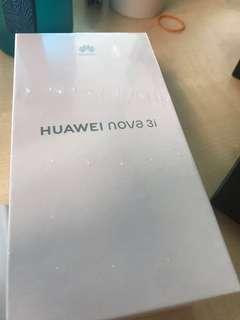 Brand new Huawei Nova 3i for sales
