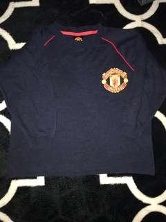 Man U official Jumper Sweater