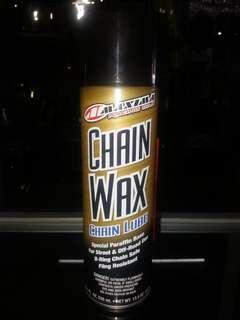Chain wax Chain lube