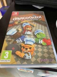 Switch overcooked