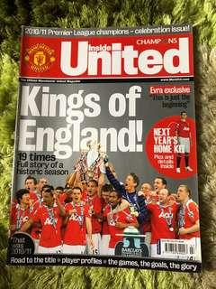 Manchester Inside United Official Magazine 228 issue