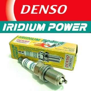 CLEARANCE Denso IRIDIUM POWER IK22, IK22G, IK24, IKH20, IXUH22I, ITV16 Spark Plugs (Pack of 4 pcs)