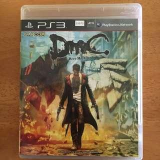 PS3: D.M.C Devil May Cry