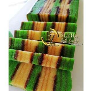 Kek Lapis Sarawak Masam manis