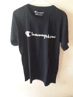 Champions logo shirt