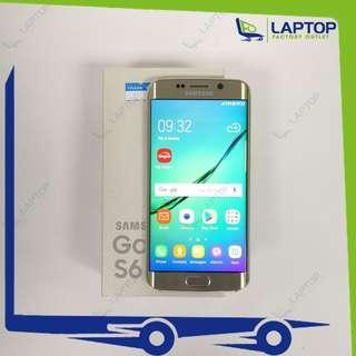 SAMSUNG Galaxy S6 Edge 32GB Gold [Preowned]