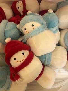 Plush doll take all 18 for 120