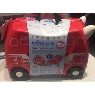 Trunki 小朋友行李箱 LONDON BUS 倫敦巴士 (含貼紙)