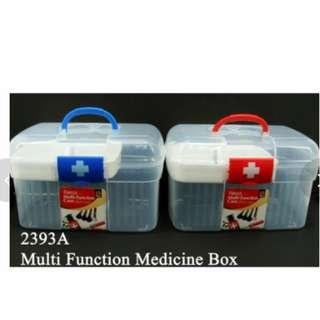 Medicine Chest First Aid Kit