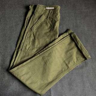 Made in Japan Pherrow's Baker pants PUPT1 Slim Fit Fatigues
