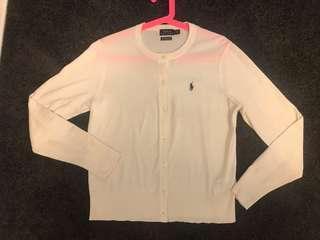 Polo Ralph Lauren cardigan size 10