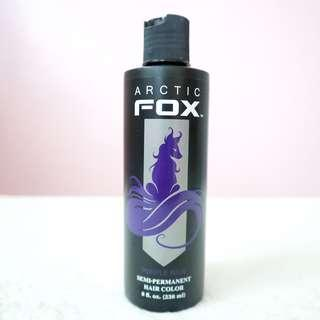 Arctic Fox Purple Rain